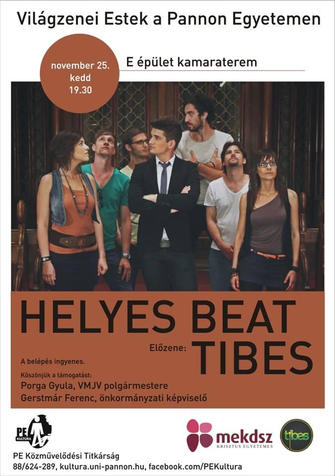 Helyes_Beat