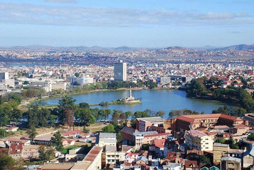 Madagaszkár fővárosa, Antananarivo