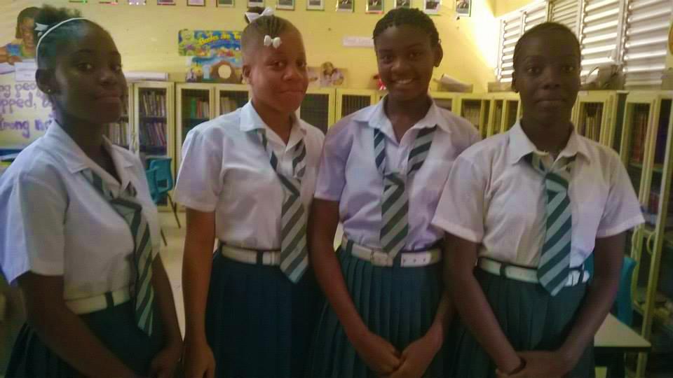 20141113 Grenada students exec committee