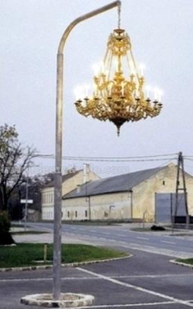 utcai világítás