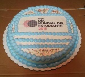 El Salvador - Frank Martiniz - WSD cake