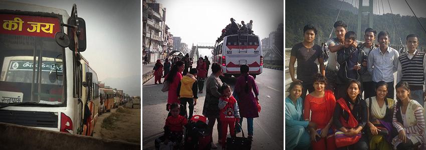 20151126 Nepal Blockade
