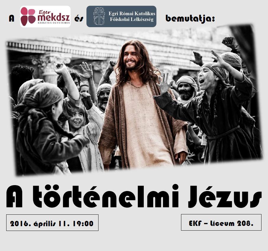 történelmi Jézus plak