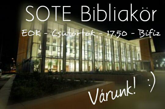 SOTE_Bibliakör