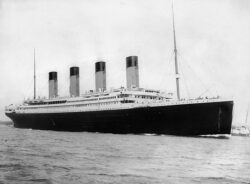 A Titanic.